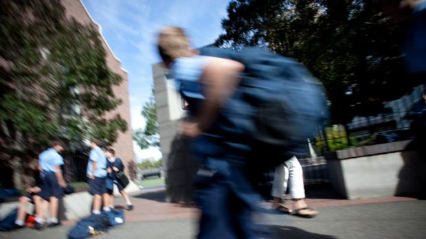 Power to exclude students closer for principals