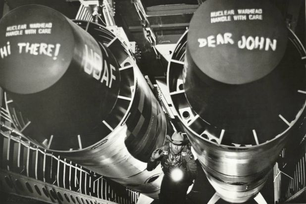 1. Dr. Strangelove: or How I Learned to Stop Worrying and Love the Bomb.