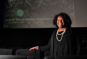 Gail Mabo remembers her father's advice to fight.