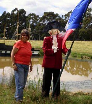 Diane in Tasmania.