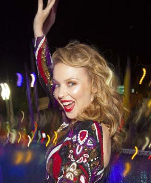 British National treasure: Kylie Minogue     Photo Credit: Dan Boud and Destination NSW     More images to be sent at ...