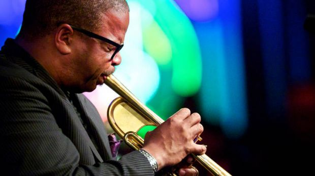 Hard work if he can get it: Terence Blanchard is renowned for his work ethic.
