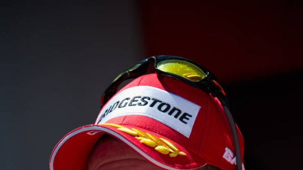 Casey Stoner ... finished fourth.