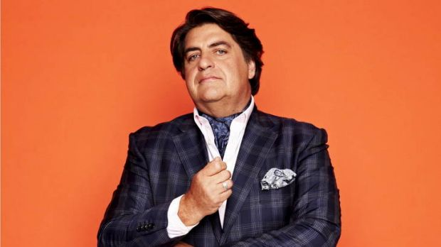 The traditionalist ... Matt Preston can't resist a good pea 'n' ham soup when the mercury drops.