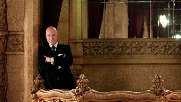 Anthony Warlow is headed for  Broadway.