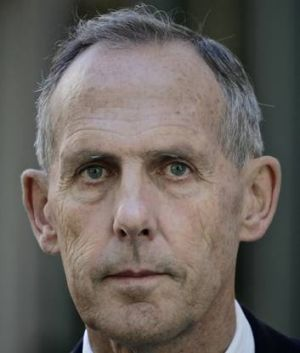 Banned: Bob Brown.