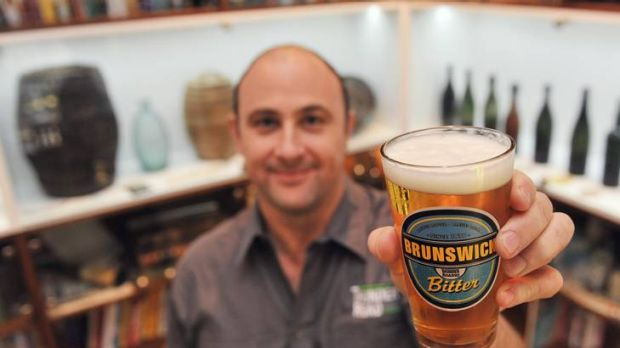 Philip Withers, chief executive of micro-brewery Thunder Road, is attempting to seize control of historic Australian ...