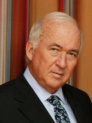 Jack Cowin is one of Gina Rinehart's closest advisers.