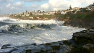 Sydney smothered by wild surf (Video Thumbnail)