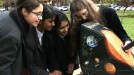 'Solarscope' gives hands-on Venus viewing (Video Thumbnail)