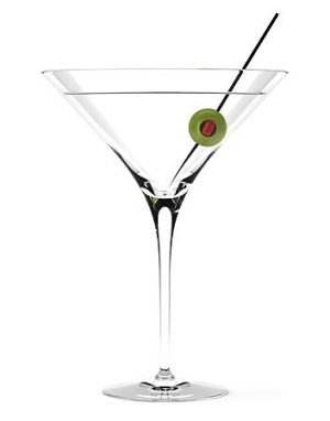 The martini is a potent beast.