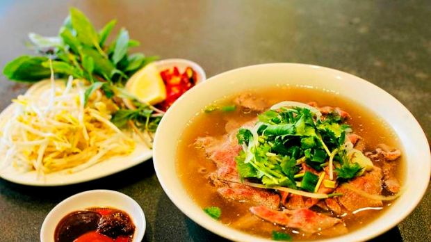Pho from Pho Hung, Springvale.