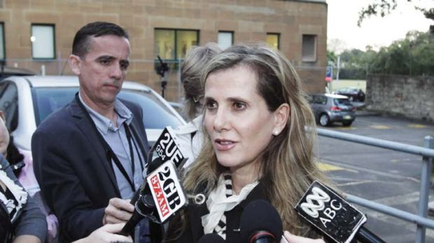 Legal saga ... Health Services Union national secretary Kathy Jackson dismisses her lawyers.