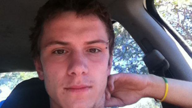 Brodie Smith was stabbed to death near a service station south of Brisbane.