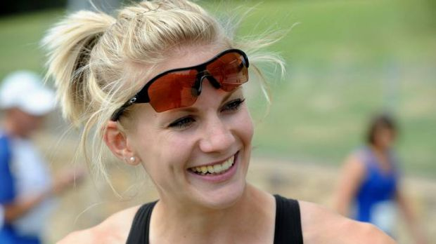 Canberra sprinter Melissa Breen will compete at the London Olympics.