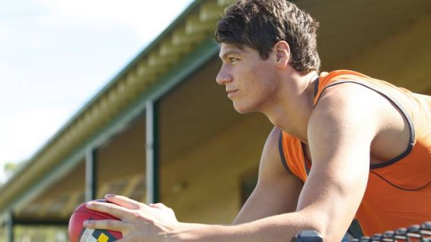Jonathon Patton will make his long-awaited debut for GWS this weekend.