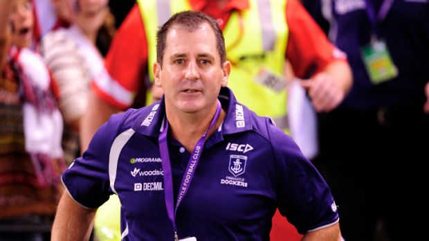 Poached coach: Ross Lyon.