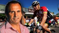 Armstrong draws on conflict: Guinness (Video Thumbnail)