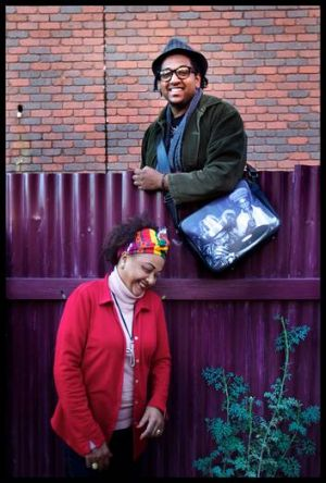 Jason Heerah and Bitsat Seyoum are part of the weekend's Emerge Festival.