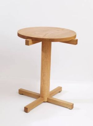 A table by Anne-Claire Petre.