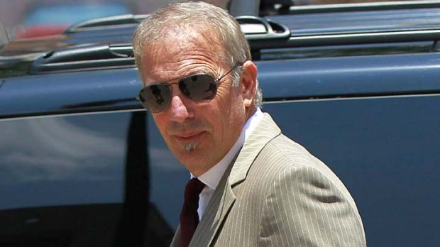 Kevin Costner ... grateful to clear his name.