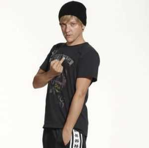 Chris Lilley as Nathan Sims in <i>Angry Boys</i>