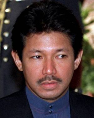 Prince Jefri of Brunei.