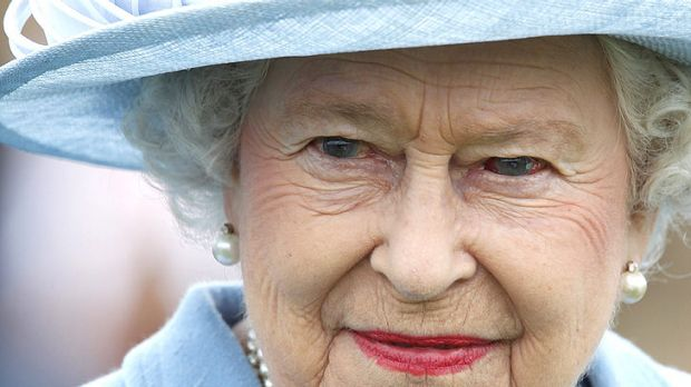Buckingham Palace has assured the public the Queen is in 'fine fettle', despite her eye injury.