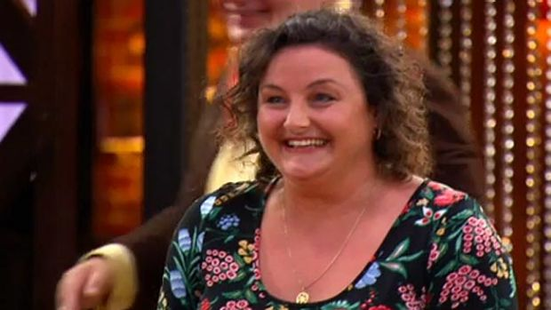 Julie Goodwin returns to the MasterChef ktichen.