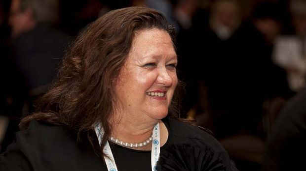 Ms Rinehart is understood to have demanded three seats on the Fairfax board.