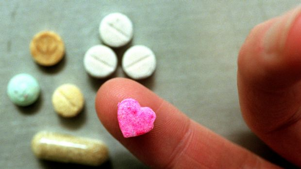 Happy pills? ... research into ketamine offers hope to depression sufferers.