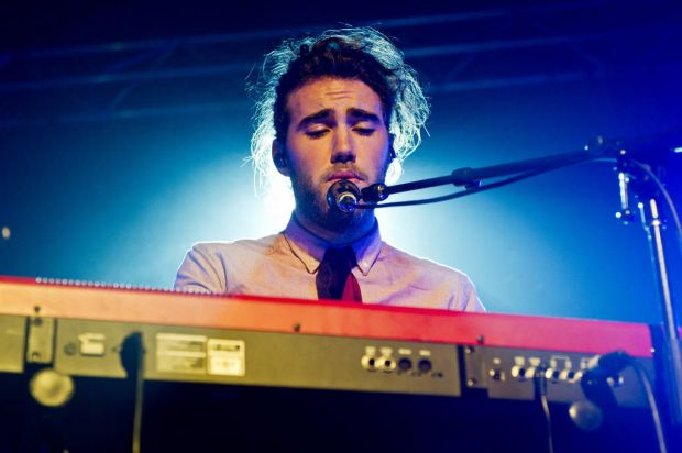 Matt Corby live at The Metro Theatre.
