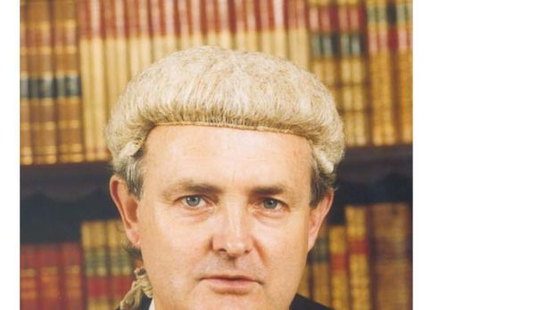 Justice Tim Smith.
