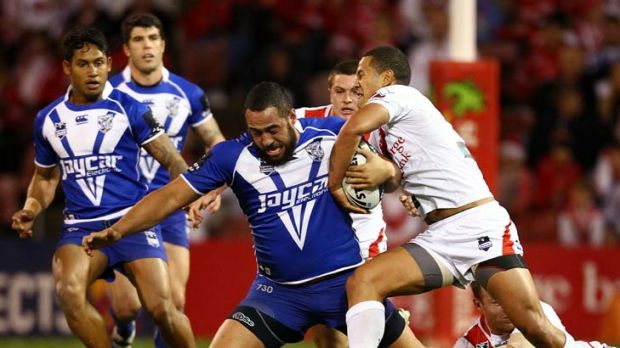 Sam Kasiano has every right to play State of Origin for Queensland says ARL Commission chairman John Grant.