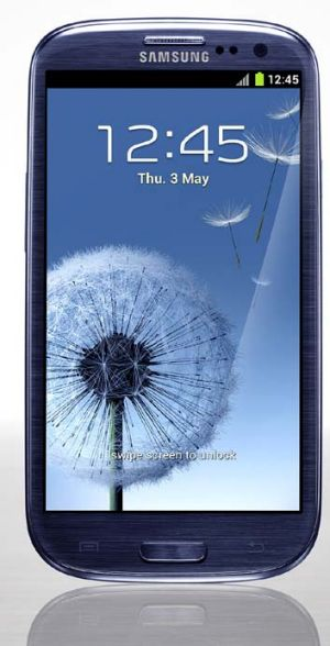 The Galaxy S III is Samsung's biggest weapon against Apple.