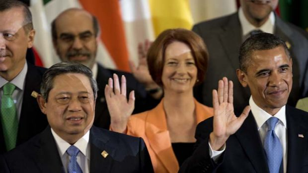 Still work to be done ... G2012.