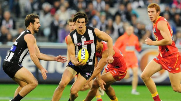 Scott Pendlebury has starred for Collingwood to date.
