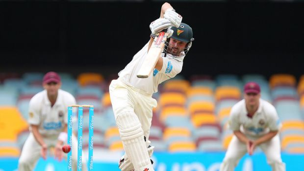Driven... Ed Cowan can look forward to Test bonus payments to make up for missing out on a Cricket Australia contract.