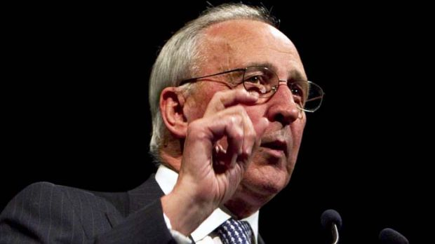 """Paul Keating ... """"If the public takes him they will get a large kick in the bum and they will deserve it."""""""