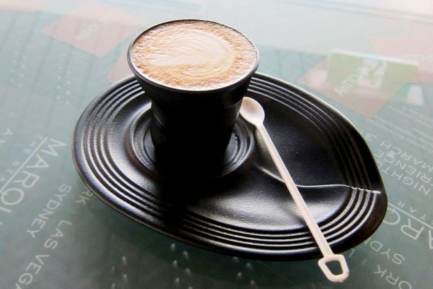 <b>Antidote</b> <br>The latest go-to place in Pyrmont for espresso (a sensational piccolo caffe latte, beautifully ...