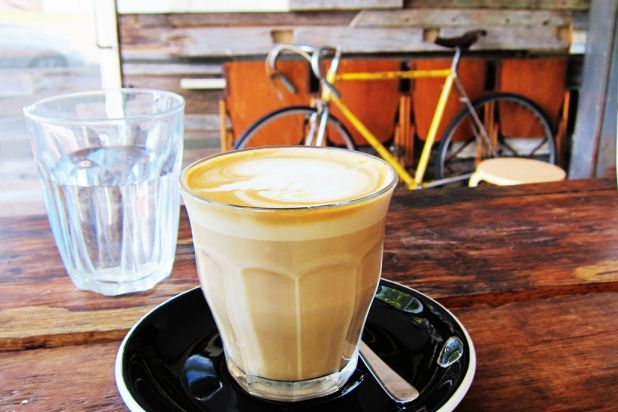<b>The Baron</b> <br>Funky café by day and bar by night, with Single Origin Roasters coffee and Mum's banana bread ...