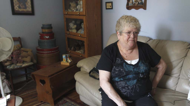 Karen Klein, 68, of Greece, N.Y., talks about the verbal abuse she endured from Greece middle school students while she ...