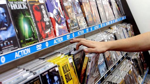 The local video store: No matter how you cut it, the long-term future for movie rental outlets looks grim.