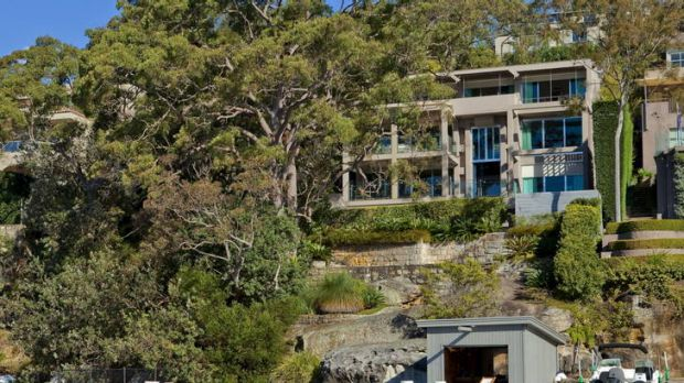 Well-heeled ... Mosman has been listed as Sydney's wealthiest suburb.