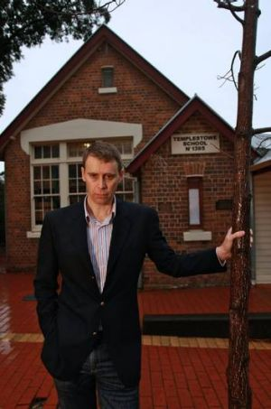 Professional agitator Stephen Mayne: sensitive about being called a 'reckless leaker'.