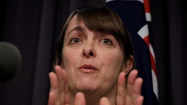 """""""I would hope that there isn't opposition from the Liberal Party"""" ... Attorney-General Nicola Roxon."""