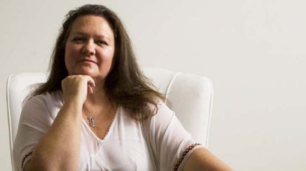 Affronted ... one online reader was so distressed about the potential influence of Gina Rinehart that he asked for his ...