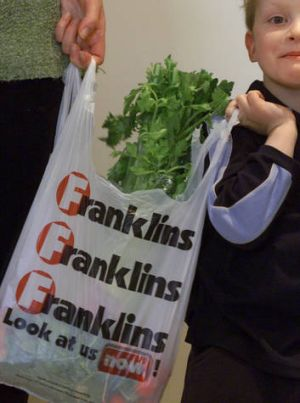 Franklins has been a drag on Metcash.