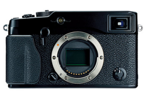 Exemplary marriage of form and function ... Fujifilm X-Pro1.