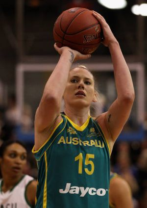 Lauren Jackson says the Opals will be 'tough' come the London Olympics.
